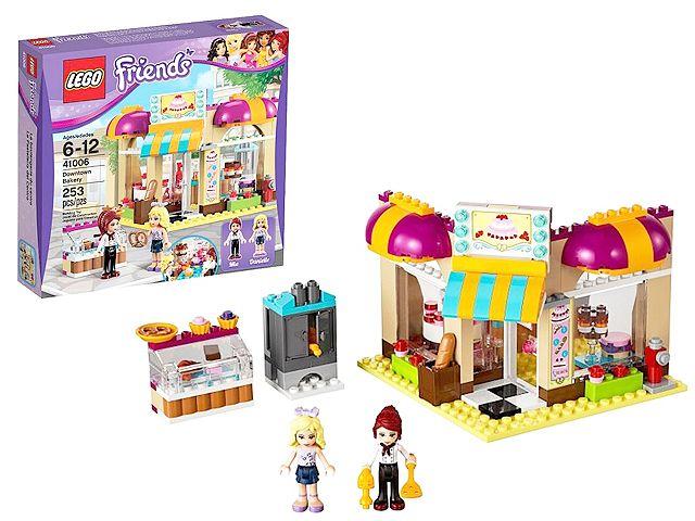 For Sale 22.95 Euro >>Lego 41006 Friends Bakkerij Downtown Bakery 5702014971738 673419189507 - Speelgoedenverzamelshop