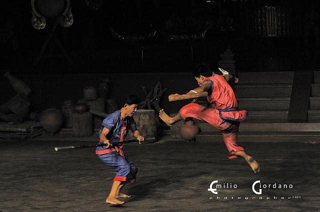 Muay Thai, via Flickr.