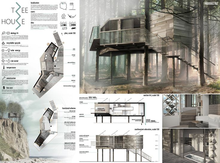Triumph Mention of the Competition Triumph Architectural Treehouse Award 2014