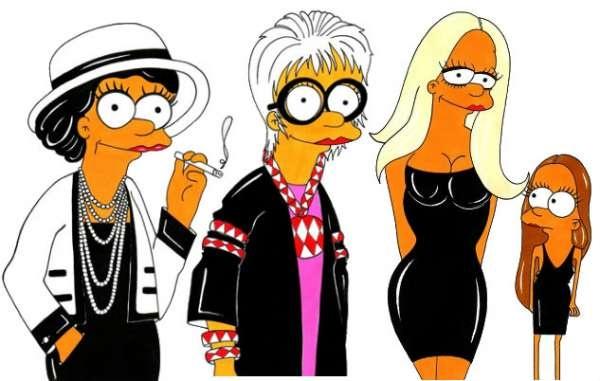 Coco Chanel, Iris Apfel e Donatela Versace e sua filha Allegra