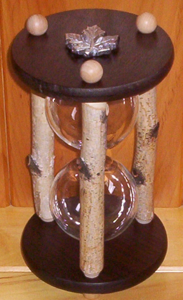 Unity Sand Ceremony Hourglass
