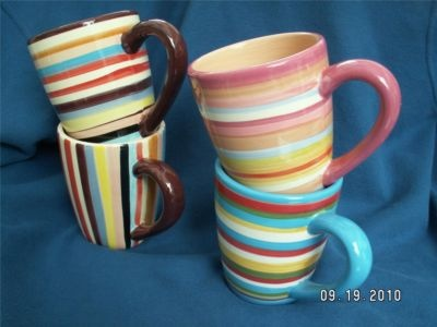 4 two and a half men coffee mugs tassen 1 of each tv sets tvs and mugs set - Two and a half men coffee mug ...