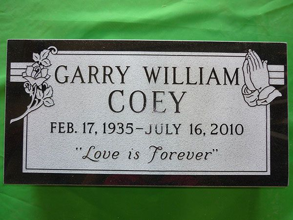 Flat markers are granite flat memorials, also known as grass markers. With our distinctive styles, shapes & colors of flat granite markers we can build the best memorial for your loved ones. View our gallery of Granite Flat Markers @ http://goo.gl/4FQfT9