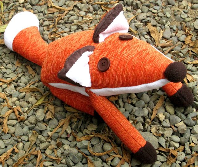 Peluche Zorro Renard Plush  El Principito 2015 The Little Prince Fox