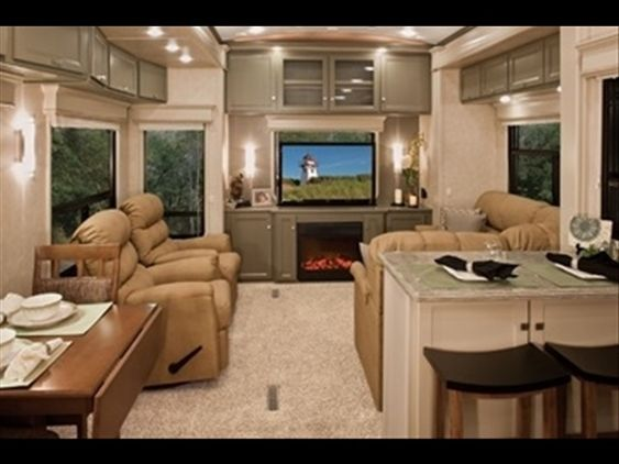 Fifth Wheel Drv Tradition 390RESS Luxury 5th Wheel, 4 Berth, (2016)  Motorhomes for sale