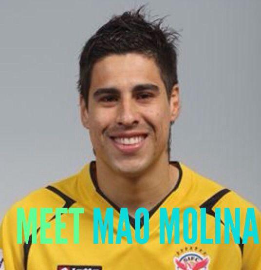 Before i die.. Meet Mao Molina