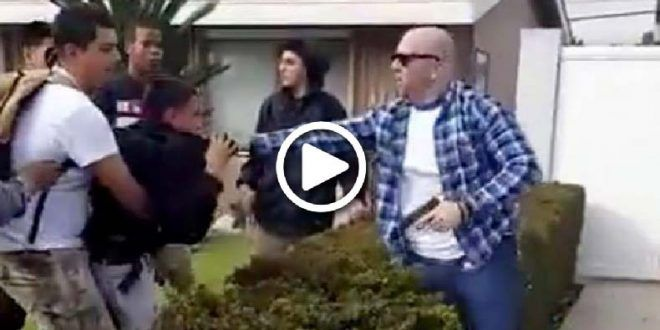 WATCH: Trigger Happy Cop Pulls Gun on Unarmed 13yo Boy and Fires — Protests Ensue