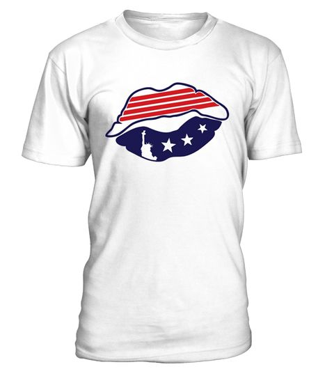 My love for American Flag T-Shirts