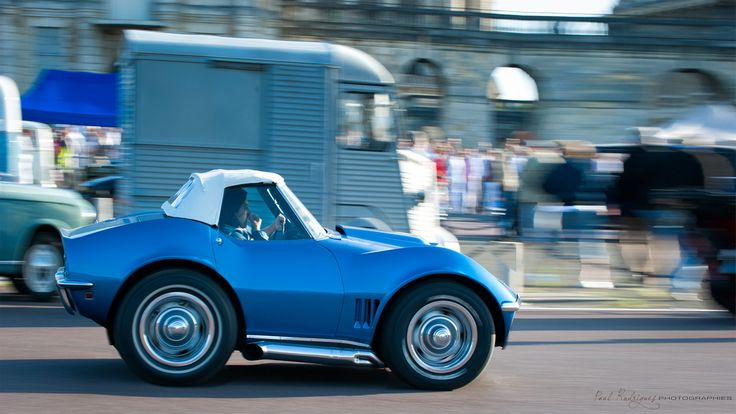 Mini Chevrolet Corvette C3 Stingray Cabriolet - 1970