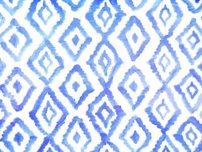 Ikat Pattern Desktop W...