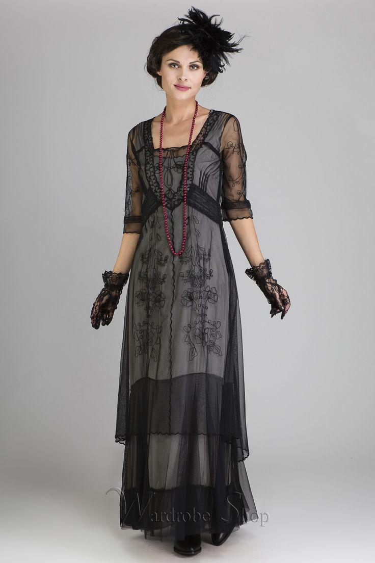 676 best nataya dresses images on pinterest 1920s for Vintage second wedding dresses