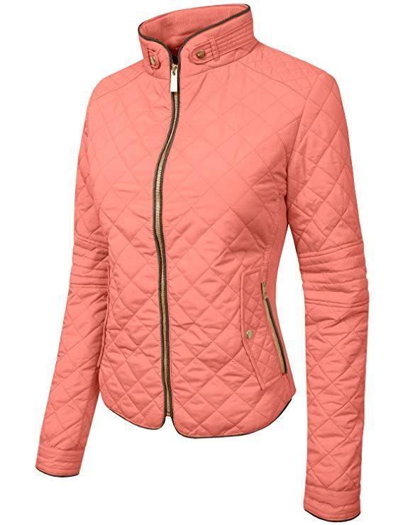 NE PEOPLE Womens Lightweight Quilted Zip Vest