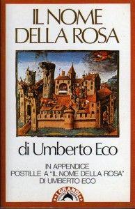 Umberto Eco - Il Nome Della Rosa (1980)