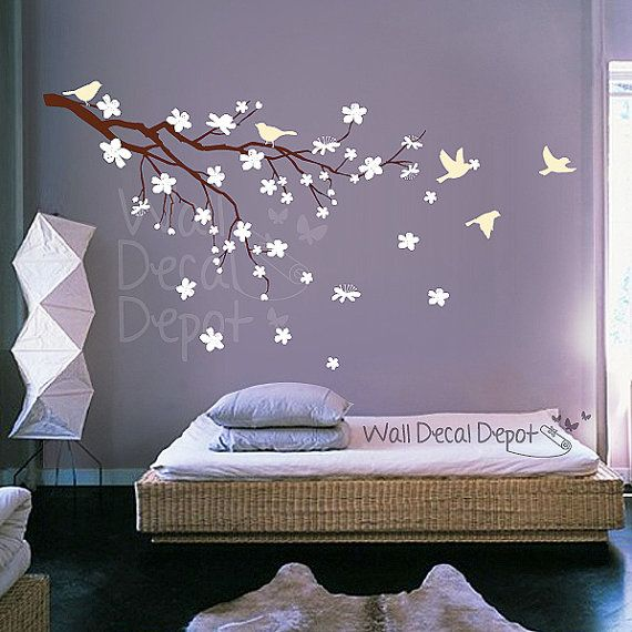 Cute for a baby girls room with everything all white.