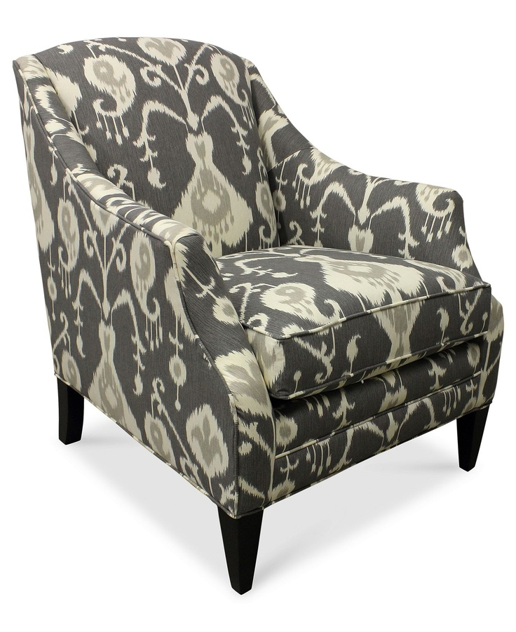 Tinsley Fabric Accent Chair 30W X 35D 36H