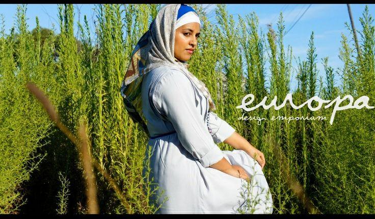 Photoshoot August 2013 follow on Instagram europa_ede . Follow us on twitter Europa_ede . Like us on Facebook: europa design emporium --- Cape Town fashion modest wear