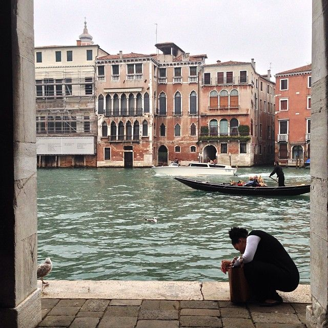 Meet @Wisaal Anderson Anderson. Wife, Blogger, Instagrammer #nofilter (at Venezia)