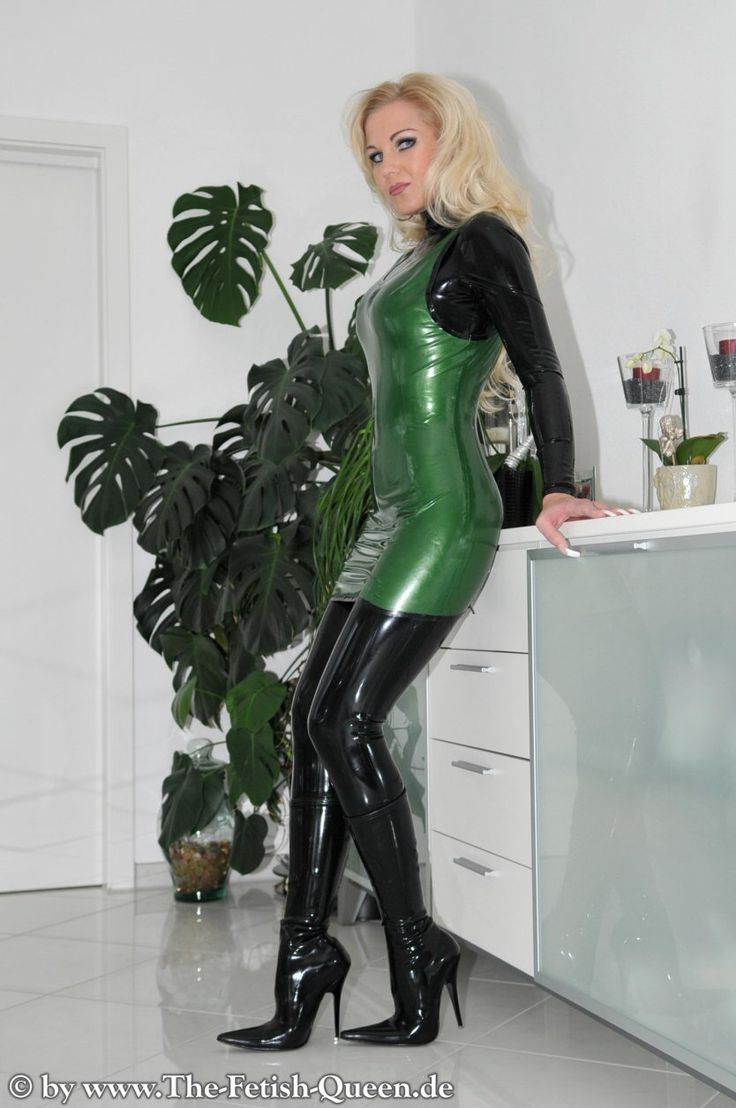 Latexlady Heike Fetish Queen Pinterest Latex And Queens