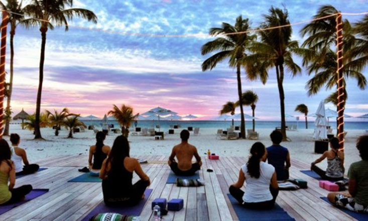 If you're like a lot of other yogis out there, you have the travel bug. Luckily there are tons of yoga retreats to escape to. Here are some prime picks.
