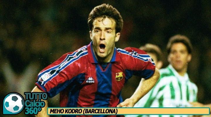 ATTACCANTI+|+Kodro:+prima+di+Ronaldo,+il+9+del+Barcellona+era+sulle+sue+spalle