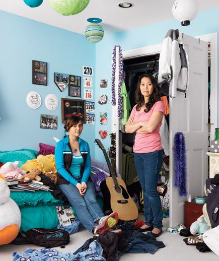 Messy Basement: Top 11 Ideas About Clean Rooms On Pinterest