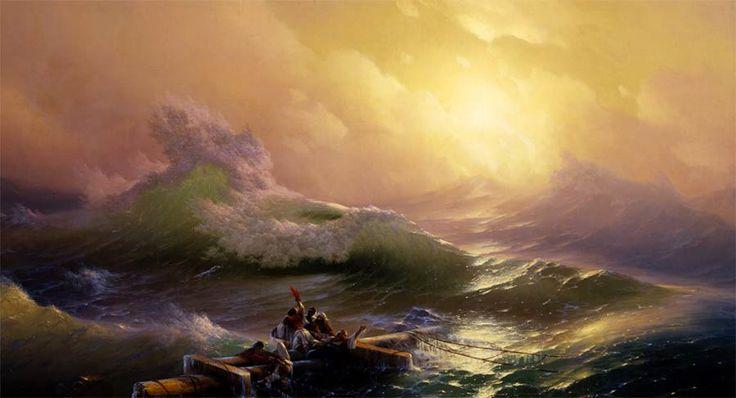 La novena ola, de Hovhannes