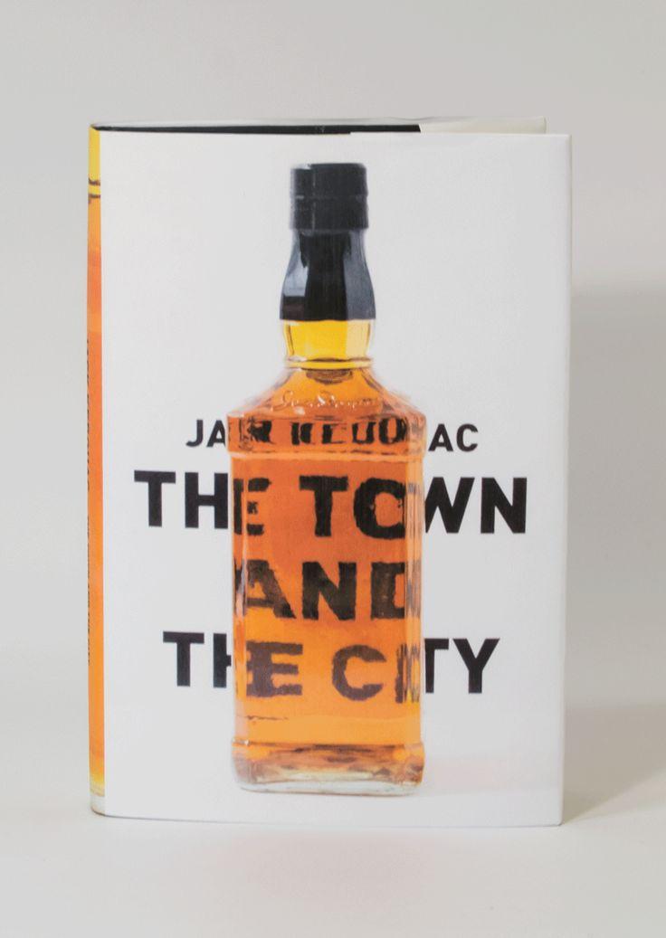 Jack Kerouac book covers