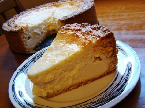Olga's cuisine...και καλή σας όρεξη!!!: Κέζε κούχεν (kaesekuchen)!Το Γερμανικό τυρογλυκό!