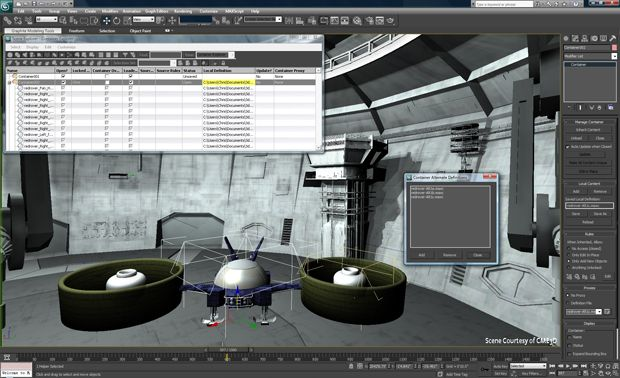 3Ds MAX 2011 Preview