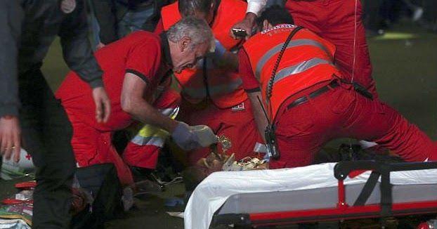 Μαδρίτη: Ακροβάτης έπεσε από τα 100 μέτρα και σκοτώθηκε σε συναυλία των Green-Day