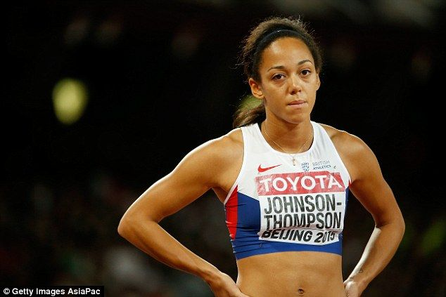 Katarina Johnson-Thompson: My heptathlon rivalry with Jessica Ennis-Hill is like Seb Coe vs Steve Ovett      Katarina Johnson-Thompson is bidding for Olympic gold this summer     Johnston-Thompson will compete against Jessica Ennis-Hill     Ennis-Hill is the reigning Olympic champion after winning at London 2012     Johnson-Thompson could only finish 28th in Beijing last year