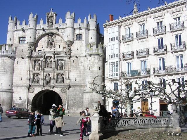 Burgos, joya del Gotico español.