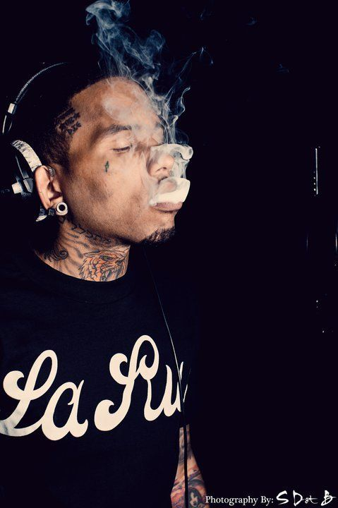 ..Kid Ink.! ;)  #Batgang