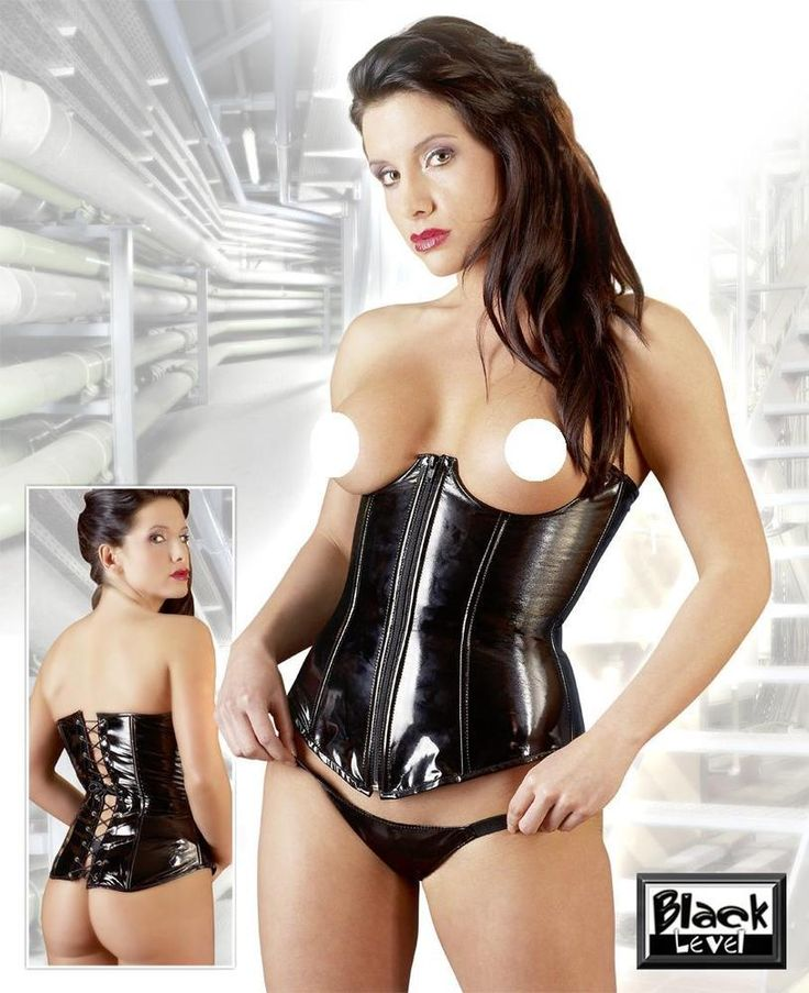 strapon ladies lack leder latex