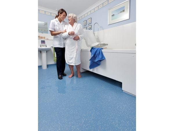 Five slip resistant flooring products: design solutions to prevent trips and falls | Architecture And Design