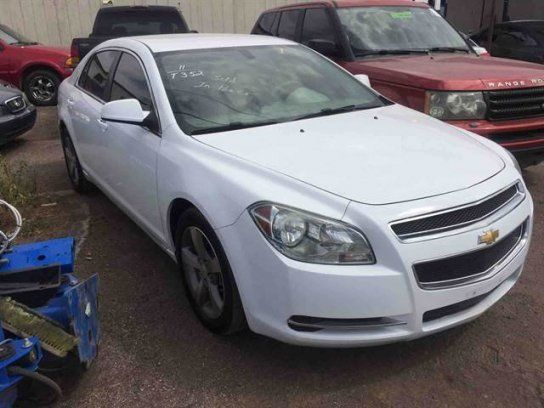 Sedan, 2011 Chevrolet Malibu LT with 4 Door in Phoenix, AZ (85009)