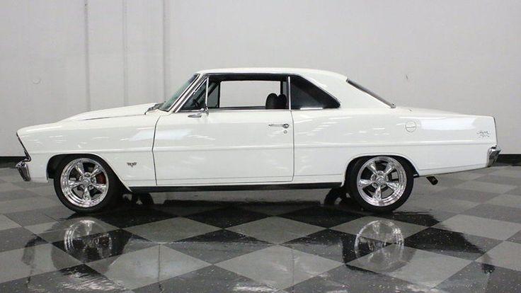 1967 Chevrolet Nova fClassics on Autotrader $32K #musclecars