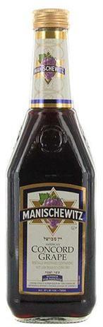 The only Kosher wine there is! Manischewitz