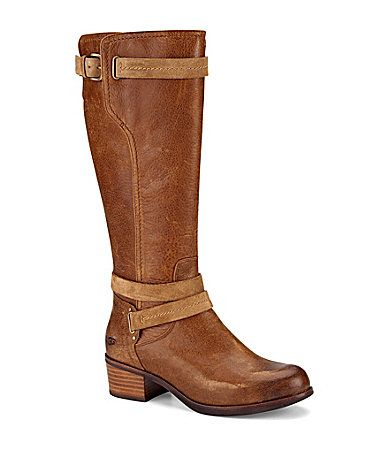 UGG Darcie Riding Boots #Dillards