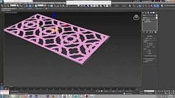 how to add vray light on cnc in 3ds max - YouTube
