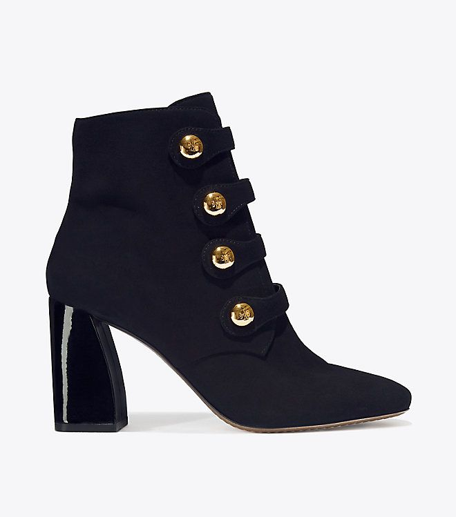 1e3a3ba0120 Visit Tory Burch to shop for Marisa Strappy Bootie and more Womens Booties.  Find designer shoes
