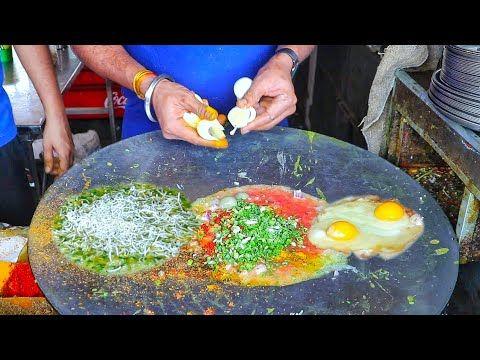 India's Biggest Dry-fruit Egg Dish | Egg Dry Fruit Bahubali | Egg Street Foo…