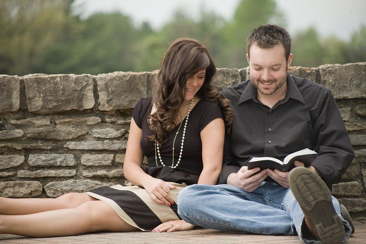Couple Reading Their Bible by Timmy Marsee on 500px