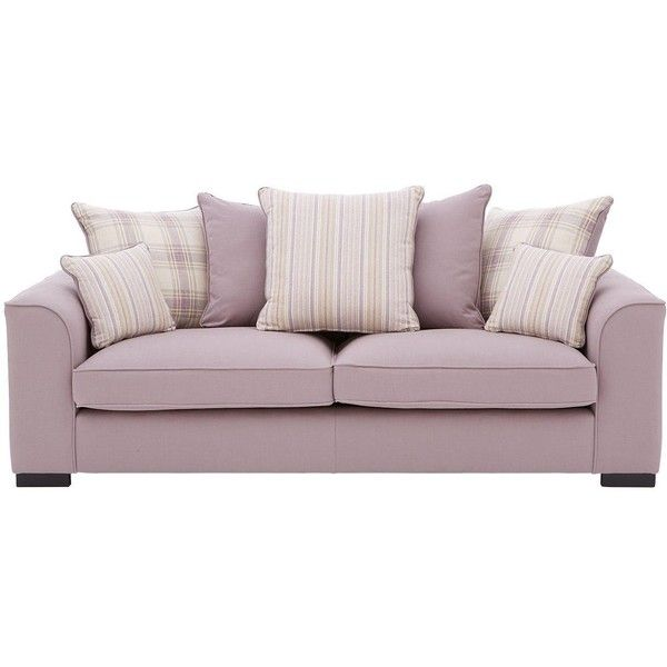 Ideal Home Cotswold 3 Seater Fabric Sofa 749 Liked On