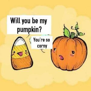 Funny Halloween Pick up Lines