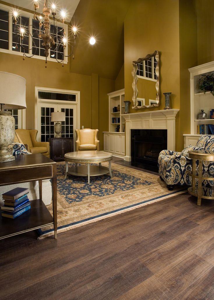 Dalton dream home installation carpets of dalton coretec for Dalton flooring liquidators