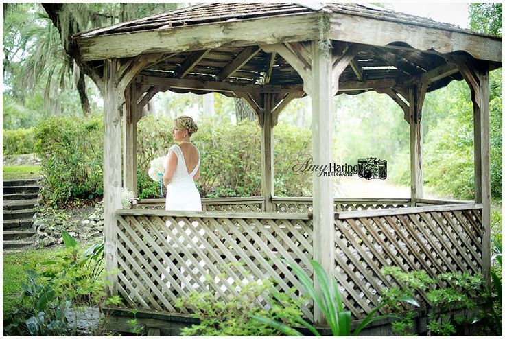 Wedding Ravine Gardens State Park Palatka Fl Amy Haring Photography Www