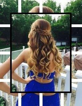 Für langes Haar | Heiße Haarschnitte für langes Haar | Schnelle und einfache Upstyles