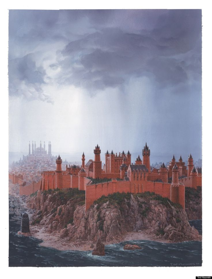 Fortaleza Vermelha em Porto Real