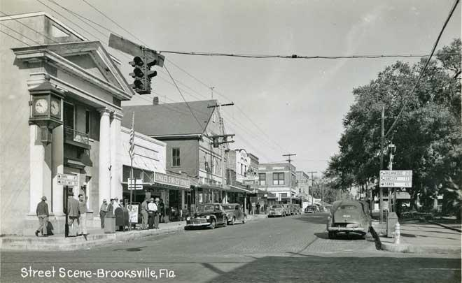 Brooksville Fl In The Old Days Days Gone By Pinterest